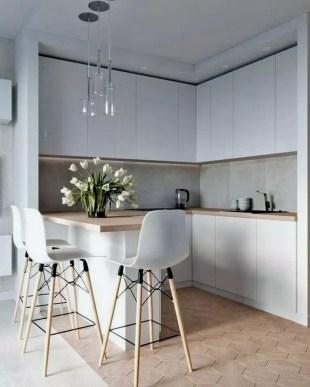 Modern Minimalist Kitchen Design Makes The House Look Elegant07