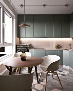 Modern Minimalist Kitchen Design Makes The House Look Elegant20