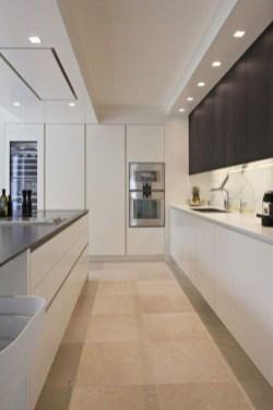 Modern Minimalist Kitchen Design Makes The House Look Elegant26