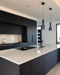 Modern Minimalist Kitchen Design Makes The House Look Elegant29