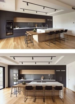 Modern Minimalist Kitchen Design Makes The House Look Elegant37
