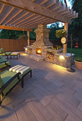 Perfect Fire Pit Design Ideas For Winter Season Decoration09