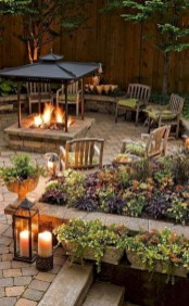 Perfect Fire Pit Design Ideas For Winter Season Decoration11