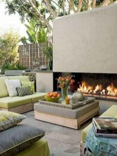 Perfect Fire Pit Design Ideas For Winter Season Decoration22