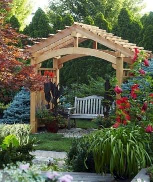 Unique Backyard Design Ideas35