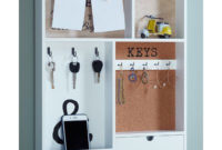 Wall Key Holders For Your Homes Entryway27