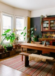Wonderful Bohemian Kitchen Ideas To Inspire You04