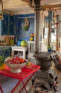 Wonderful Bohemian Kitchen Ideas To Inspire You13