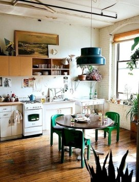 Wonderful Bohemian Kitchen Ideas To Inspire You36