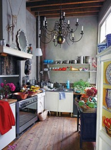 Wonderful Bohemian Kitchen Ideas To Inspire You39
