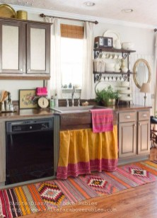 Wonderful Bohemian Kitchen Ideas To Inspire You40