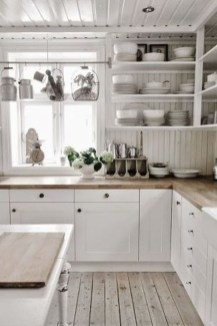 Adorable White Kitchen Design Ideas20