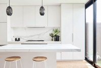 Adorable White Kitchen Design Ideas24