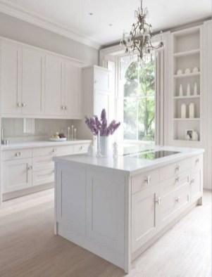Adorable White Kitchen Design Ideas25