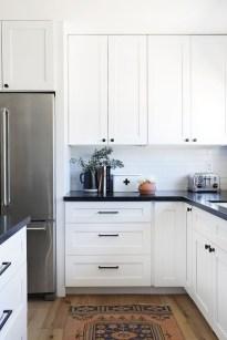 Adorable White Kitchen Design Ideas31