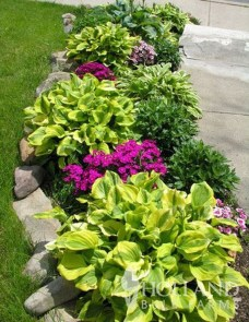 Beautiful Flower Beds Ideas For Home10