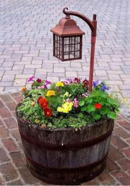 Beautiful Flower Beds Ideas For Home42