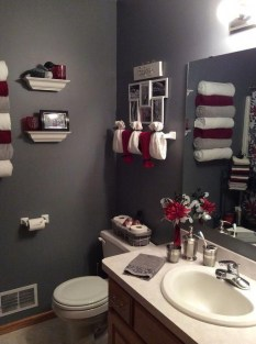 Brilliant Bathroom Decor Ideas On A Budget14