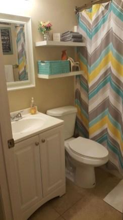 Brilliant Bathroom Decor Ideas On A Budget17