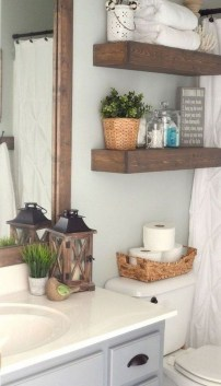 Brilliant Bathroom Decor Ideas On A Budget20
