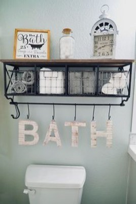 Brilliant Bathroom Decor Ideas On A Budget24
