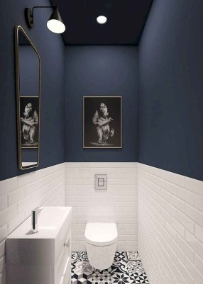 Brilliant Bathroom Decor Ideas On A Budget25