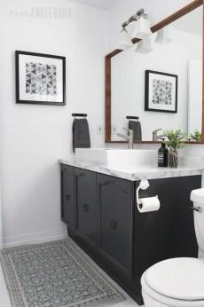 Brilliant Bathroom Decor Ideas On A Budget32