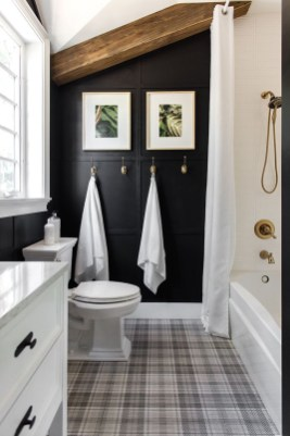 Brilliant Bathroom Decor Ideas On A Budget34