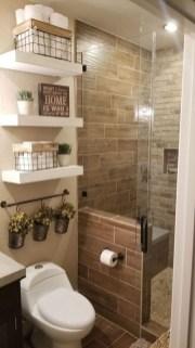 Brilliant Bathroom Decor Ideas On A Budget40
