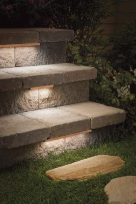 Cool Outdoor Lighting Ideas For Landscape42