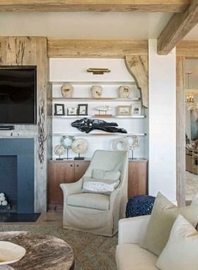Elegant Coastal Themed Living Room Decorating Ideas06
