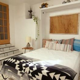 Enchanting Diy Murphy Bed Ideas For Bedroom19