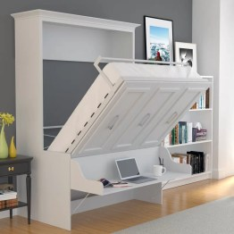 Enchanting Diy Murphy Bed Ideas For Bedroom23