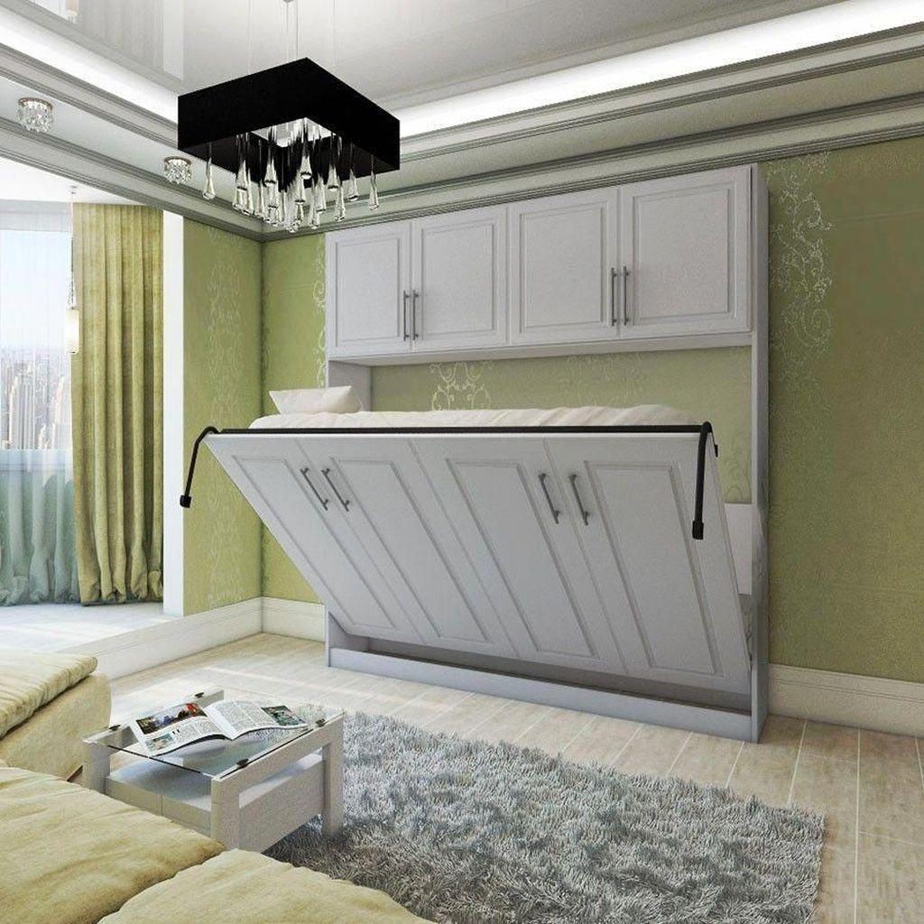 Enchanting Diy Murphy Bed Ideas For Bedroom26