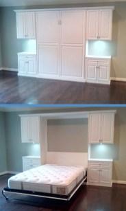 Enchanting Diy Murphy Bed Ideas For Bedroom29