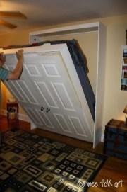 Enchanting Diy Murphy Bed Ideas For Bedroom40
