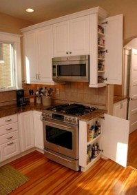 Enchanting Kitchen Design Ideas For Small Spaces11