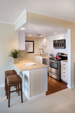 Enchanting Kitchen Design Ideas For Small Spaces17