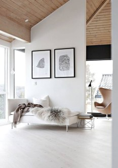 Gorgeous Scandinavian Interior Design Decor Ideas05