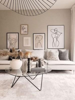 Gorgeous Scandinavian Interior Design Decor Ideas07