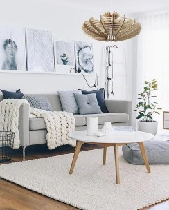 Gorgeous Scandinavian Interior Design Decor Ideas19