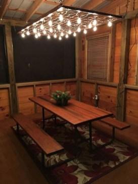 Impressive Backyard Lighting Ideas For Home06