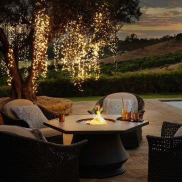 Impressive Backyard Lighting Ideas For Home08