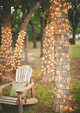Impressive Backyard Lighting Ideas For Home17