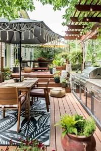Inspiring Boho Outdoor Decorating Ideas For Backyard05