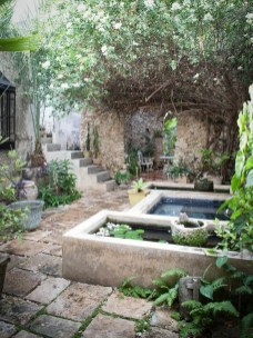 Inspiring Boho Outdoor Decorating Ideas For Backyard31