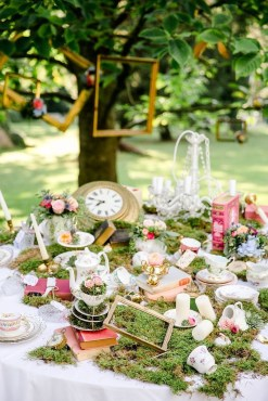 Outstanding Garden Party Decorating Ideas For Birthday09