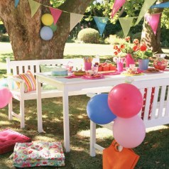 Outstanding Garden Party Decorating Ideas For Birthday12