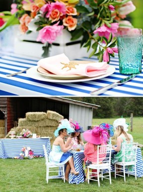 Outstanding Garden Party Decorating Ideas For Birthday25