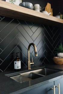 Perfect Kitchen Backsplashes Decor Ideas36